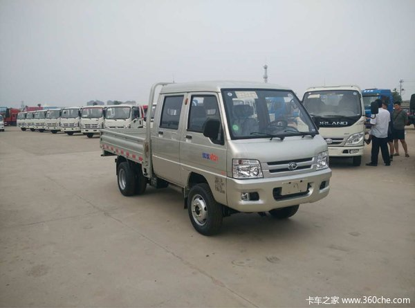 首页 行情导购 降价促销  车型名称 时代汽车 驭菱vq1 1.