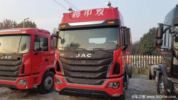 9万元商丘格尔发k5载货车促销中_江淮格尔发