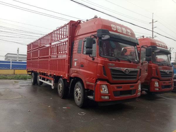 交车活动 >豪曼h5重卡 340马力 8x2   中国重汽 豪曼h5重卡 340马力