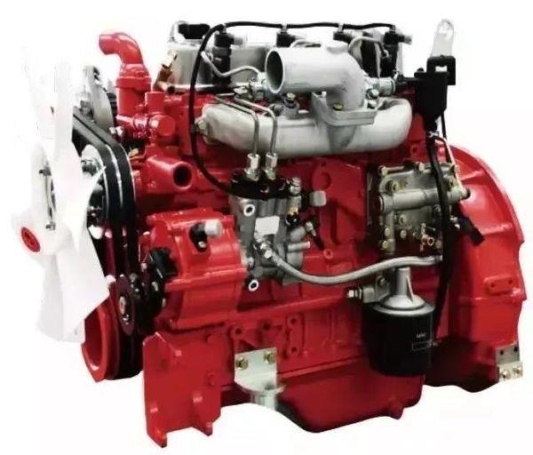 搭载玉柴,全柴发动机,采用bosch高压共轨燃油喷射系统,实现精准喷射