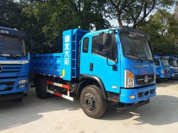 75米自卸车(dyq3040d5ab)  详情表 车型名称 大运 征途 129马力 3.