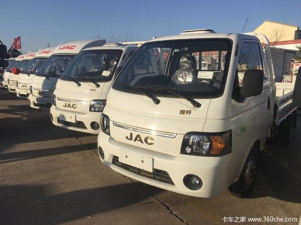 新车促销延边康铃X5载货车现售4.98万