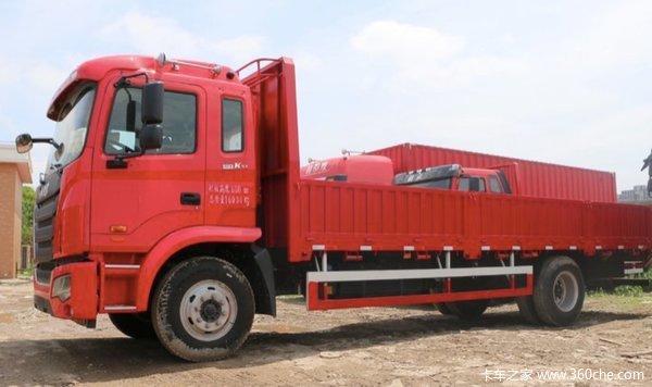 仅售19.5万沈阳格尔发K5L载货车促销中