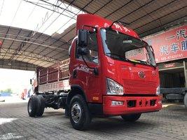 J6F载货车火热促销中 让利高达0.8万