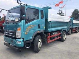 重汽豪曼自卸车,张店区昌国路有售环保渣土车。