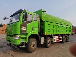 一汽解放J6P重型自卸车最新到店欢迎选购
