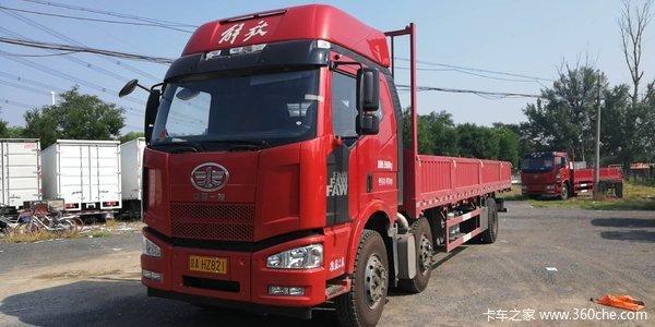 全北京一汽解放J6载货,高栏,箱车,冷藏厢