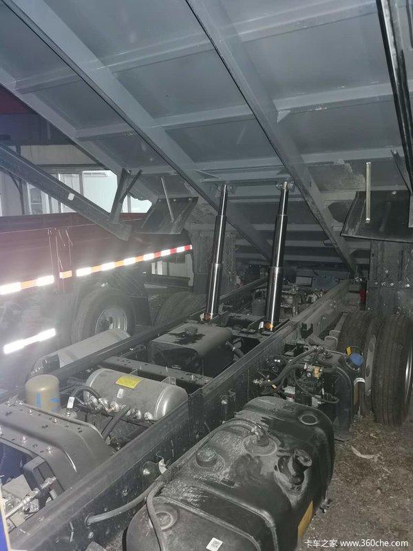 凯马汽车4.2米平板自卸优惠降价促销