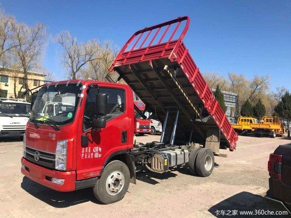凯马 凯捷HM3 130马力 4X2 4.16米自卸车(国六)(KMC3042HA330DP6)