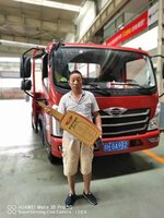 时代领航载货车北京市火热促销中 让利高达0.2万
