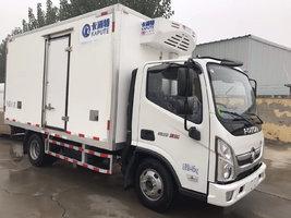 统帅冷藏车北京市火热促销中 让利高达1万