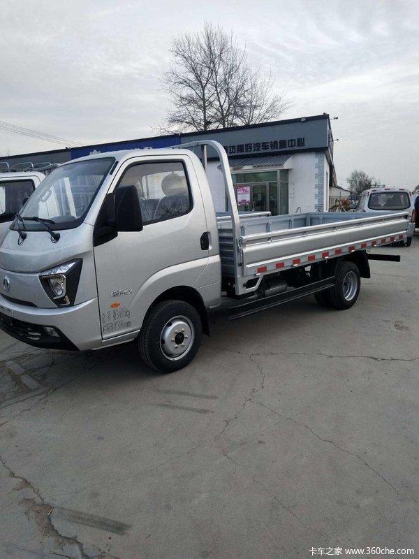 新车到店 廊坊市翔好商贸缔途GX载货车1.8排量仅5.58万元