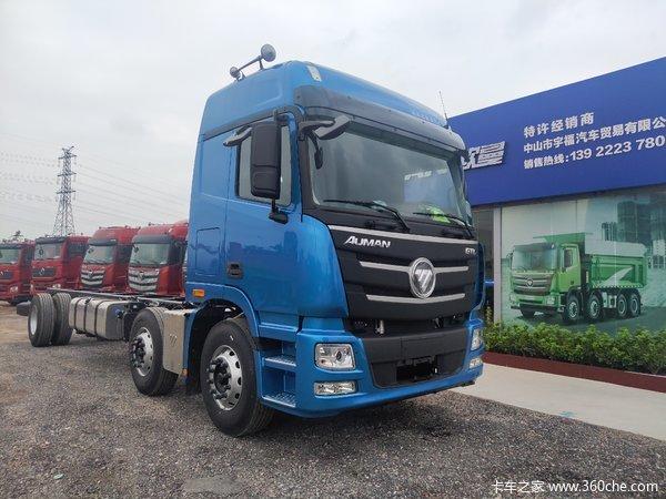 中山宇福欧曼 GTL 现车 9米6,开年优惠大促销。