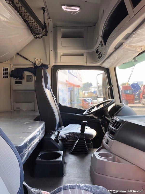 中山宇福欧曼GTL 6×4牵引车 ,双11优惠大酬宾。