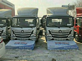 新车到店 沈阳市欧马可S1载货车仅需9.2万元