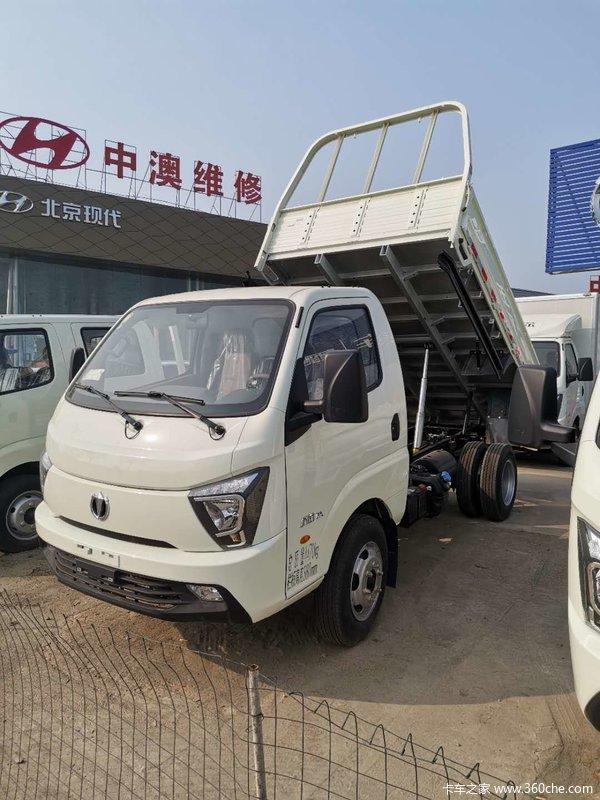 飞碟缔途 DX 1.9L 102马力 4X2 3.6米单排自卸车(FD3041D66K5-1)