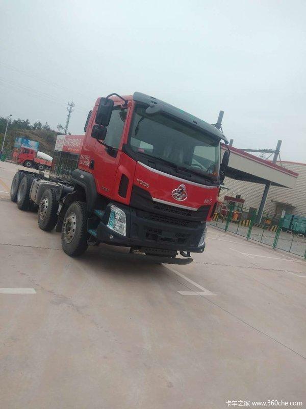 东风柳汽 乘龙H5 280马力 8X4 5.8米自卸车(LZ3310H5FB)