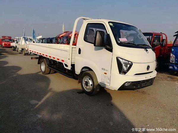 飞碟缔途 DX 乐享版 1.9L 102马力 4X2 3.6米单排自卸车(FD3041D66K5-1)