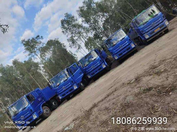 三环十通 昊龙重卡 260马力 8X4 6.8米自卸车(STQ3319L12Y3B5)
