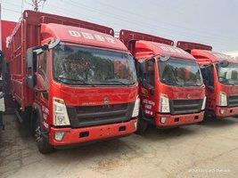 悍将载货车北京市火热促销中 让利高达1.2万