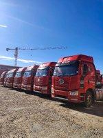解放J6P牵引车鄂尔多斯市火热促销中 让利高达0.2万