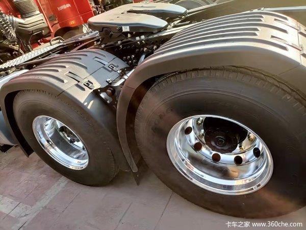 三一重卡牵引车南京市火热促销中 让利高达1.2万