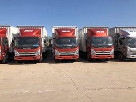 新車到店 北京市奧鈴速運載貨車僅需11.3萬元