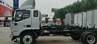 新车到店 沈阳市欧马可S3载货车仅需14.6万元