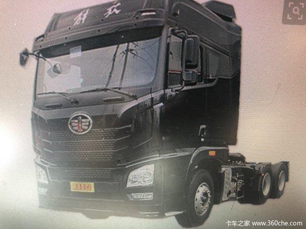 一汽解放 J6M重卡 350马力 4X2牵引车(CA4180P63K2AE5)