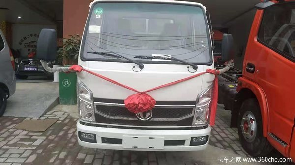 降价促销黔西南东风小霸王W15载货车仅售4.60万