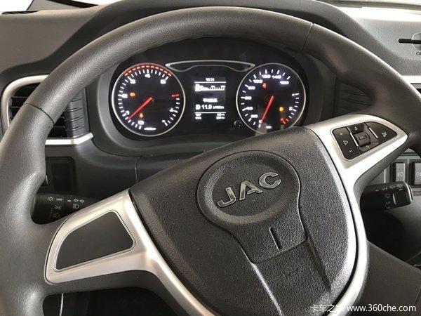回馈客户无锡盛田骏铃V6载货车限时促销