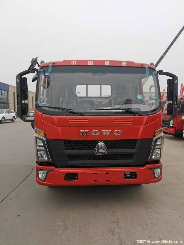 降价促销徐州恒广统帅载货车仅售9.8万