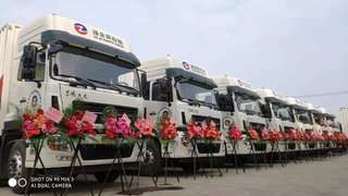苏州东风与苏州泽企100台战略签约仪式及首批车辆交付