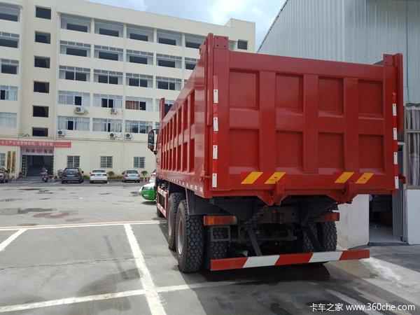 乘龙H7 潍柴430自卸车6米 年底大促销