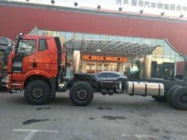 一汽解放 新J6P重卡 500马力 8X4 8.8米自卸车