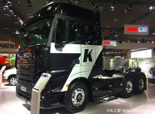 格尔发K7牵引车火热促销中 让利高达5万,按揭0利息