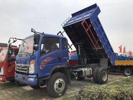 购豪曼4.2米工程自卸车享高达0.8万优惠