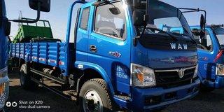张家口顺驰汽贸奥驰D3 5.8米载货车促销中 让利高达0.4万