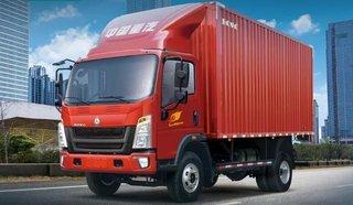 商贸物流先锋丨HOWO悍将・欧洲技术D30