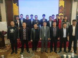 参加中国著名汽车讲师     莫中    2019培训圆满成功