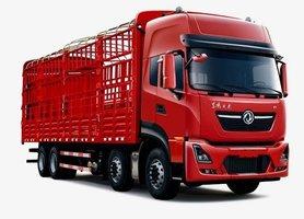 绿通利器   王者风范――新一代东风天龙KL8x4载货车新品上市