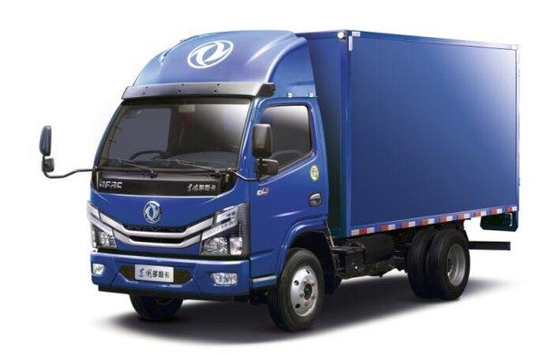 东风多利卡490全柴115马力,使用更经济。
