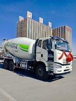 解放J6P混凝土搅拌车火热促销中 让利高达0.3万