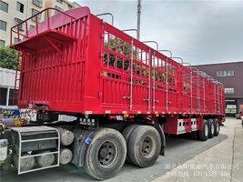 超轻型13米大开门仓栏半挂车--欧阳聚德挂车厂