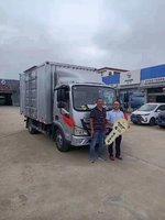恭喜王老板喜提欧马可130马力4米2厢货一台