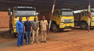 中国重汽尼日利亚代表处--奋斗在非洲丨远行的故事