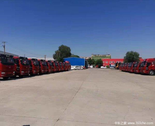 解放J6L载货车火热促销中 让利高达0.3万