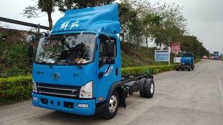 蓝牌4米2,能抗耐打超省油!买货车就选这款了,经济实惠物超所值