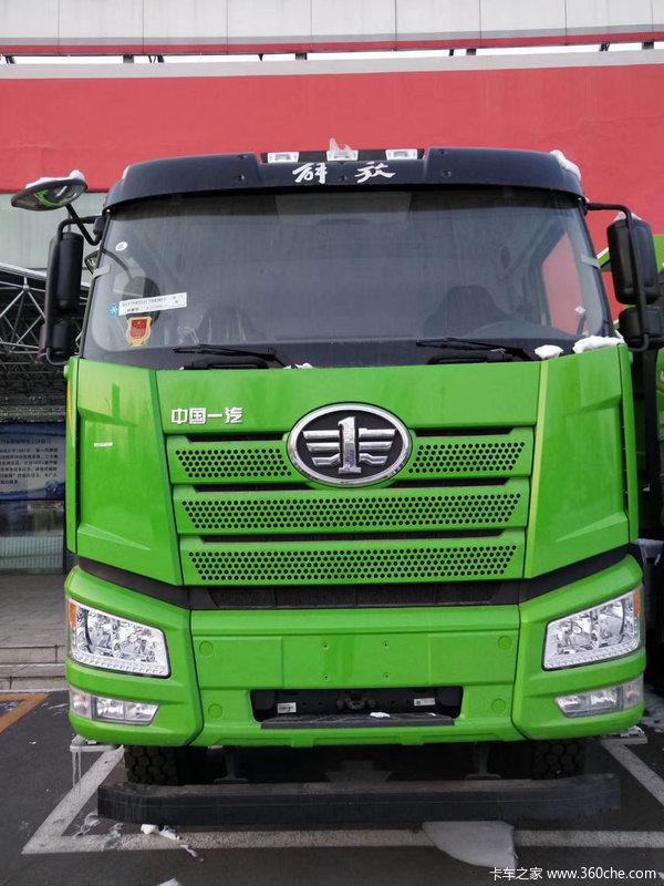 一汽解放 J6P重卡 420马力 6X4 6米自卸车(CA3250P66K2L0T1AE5)