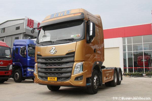 东风柳汽 乘龙H7重卡 460马力 6X4牵引车(LZ4253H5DB)